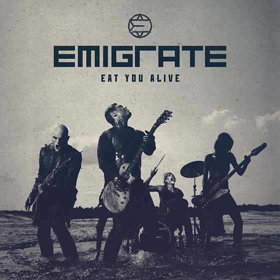 Emigrate - Eat you alive (cover)